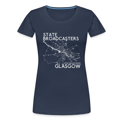 Pop Group From Glasgow - Women's Premium T-Shirt