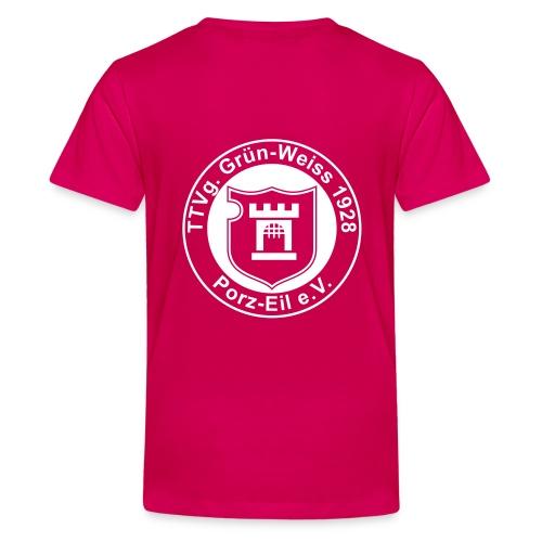 Kinder/ Jugend Shirt 1 - Teenager Premium T-Shirt
