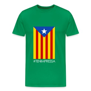 #TenimPressa - Men's Premium T-Shirt
