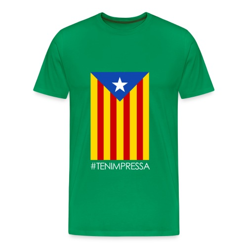 #TenimPressa - Men's Premium T-Shirt