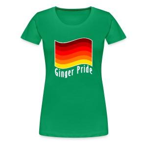 Women's Ginger Pride T shirt - Women's Premium T-Shirt