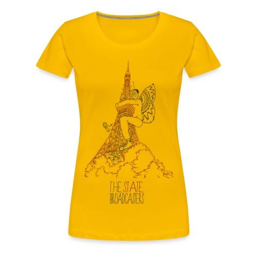 Mothman - Women's Premium T-Shirt