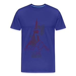 Mothman - Men's Premium T-Shirt