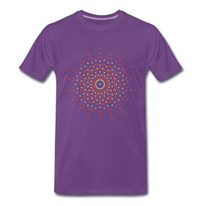 9th Dimension Stargate UV-Neon  - Classic Men - Men's Premium T-Shirt