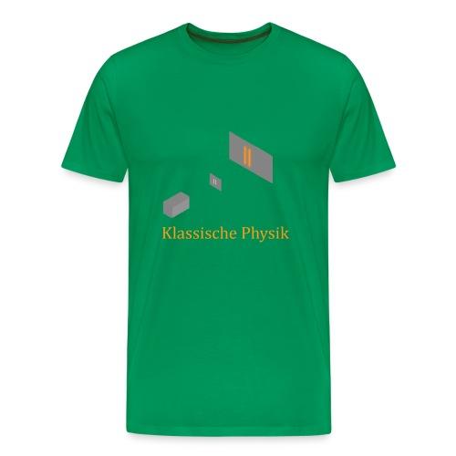 Klassische Quantenphysik - Männer Premium T-Shirt