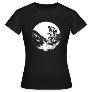 MTB (Frauen) - Frauen T-Shirt