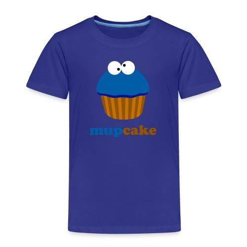 Mupcake Koekiemonster (kids) - Kinderen Premium T-shirt