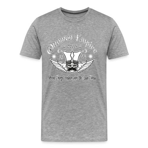 Ottoman Empire since 1299 - Männer Premium T-Shirt
