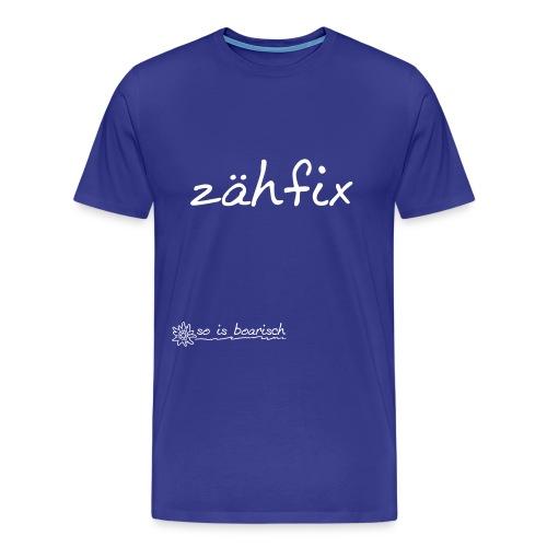 zähfix - Männer Premium T-Shirt