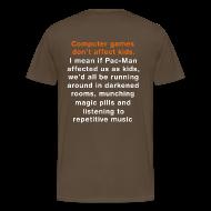 T-Shirts ~ Men's Premium T-Shirt ~ Pac Man T-Shirt