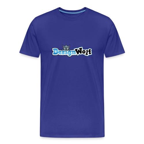 Amarok the Wolf - Men's Premium T-Shirt