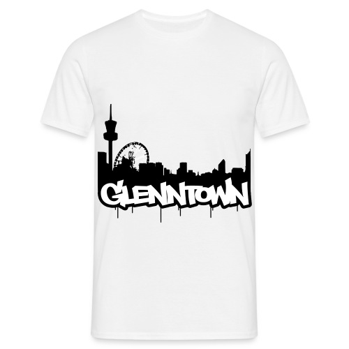 GlennTown - T-shirt herr