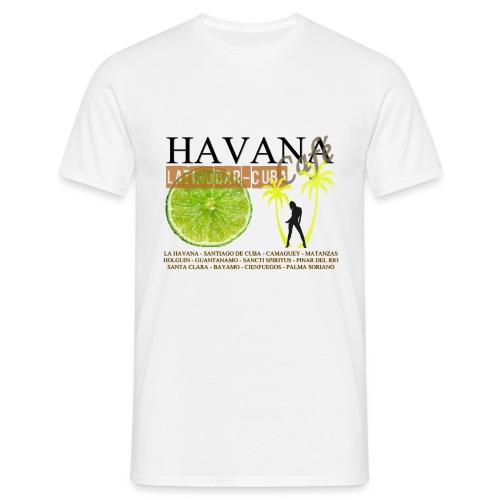 HAVANA CAFE - T-shirt Homme