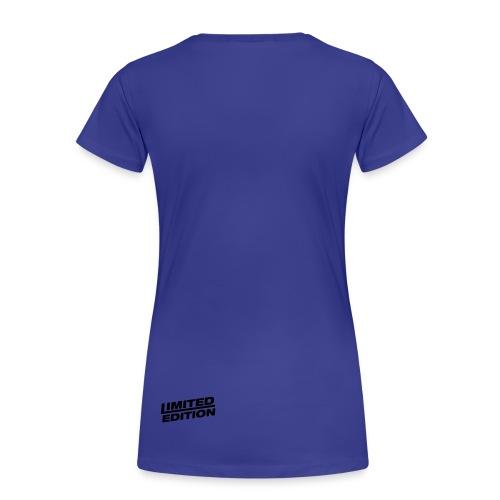 Het Berggeitje. - Vrouwen Premium T-shirt