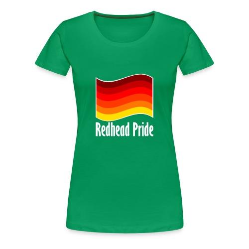Women's Redhead Pride Tee - Women's Premium T-Shirt