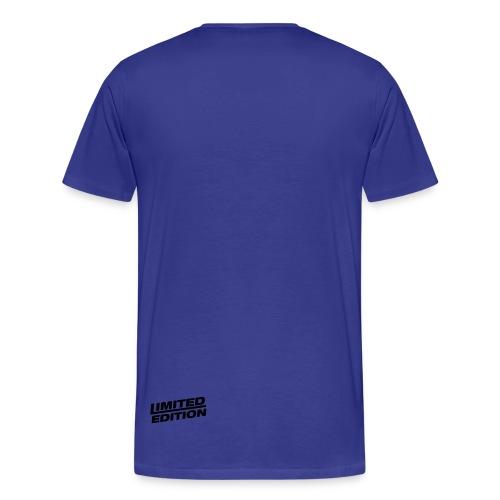 Like a boss.  - Mannen Premium T-shirt