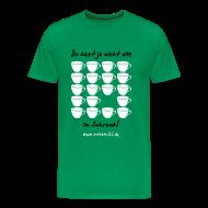 T-Shirts ~ Männer Premium T-Shirt ~ M21-Tassen