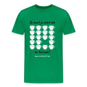 M21-Tassen - Männer Premium T-Shirt