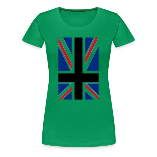 Union Black - Women's Premium T-Shirt