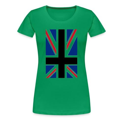 Union Black - Women's Premium T-Shirt