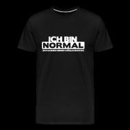 T-Shirts ~ Männer Premium T-Shirt ~ Normal XXL