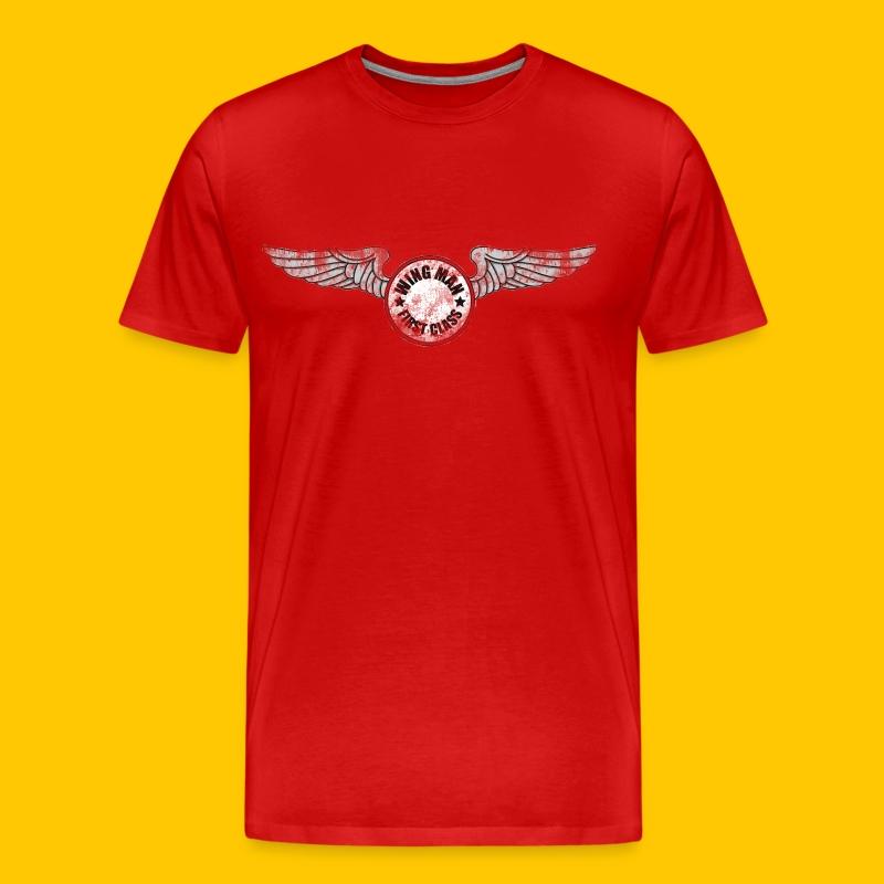 Wing Man #2 - Men's Premium T-Shirt