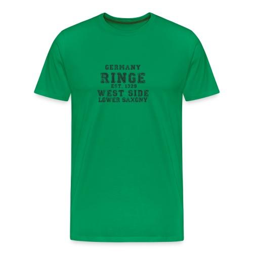 Ringe - Männer Premium T-Shirt