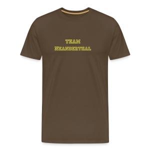 Team Neanderthal - Men's Premium T-Shirt