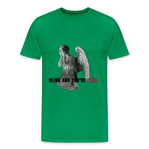Weeping angel - T-shirt Premium Homme