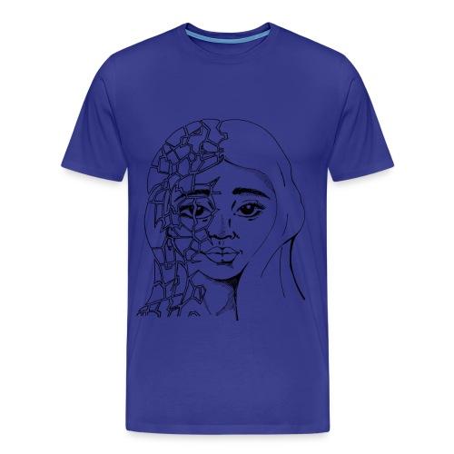 Fragile Beauty - Men's Premium T-Shirt