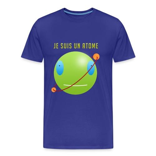 Je suis un atome - T-shirt Premium Homme