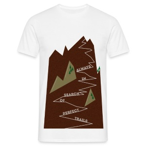 Trails! II - Männer T-Shirt