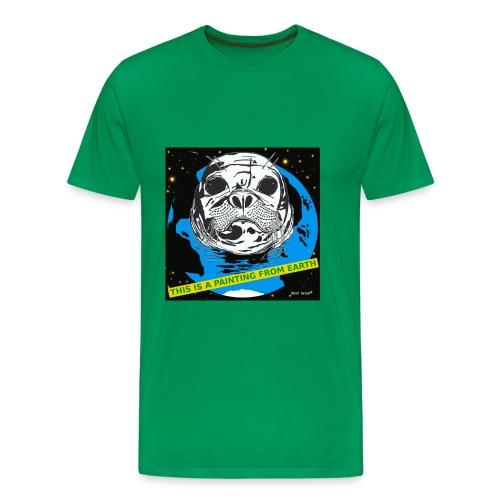 zeehond mannen ruim mannen t-shirt - Mannen Premium T-shirt