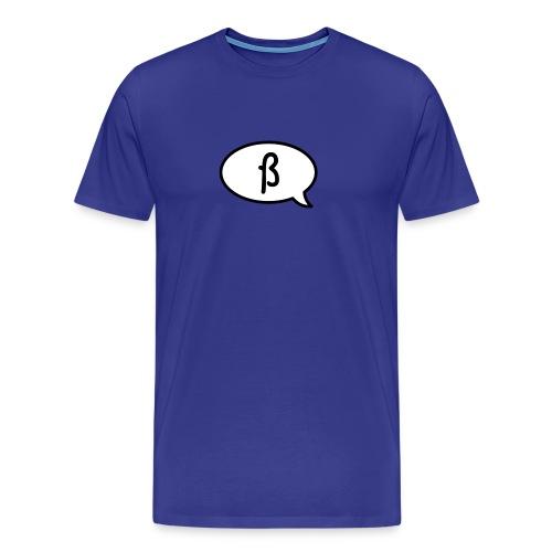 Esszett - Männer Premium T-Shirt