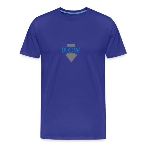 blow - Männer Premium T-Shirt