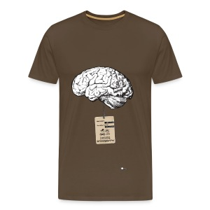 Brain wash - T-shirt Premium Homme