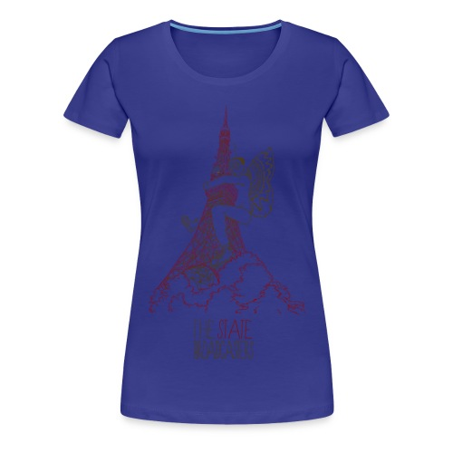 Mothman - Women's Premium T-Shirt