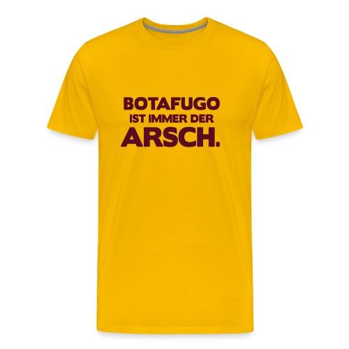 GorillaDelphia: Botafugo - Männer Premium T-Shirt