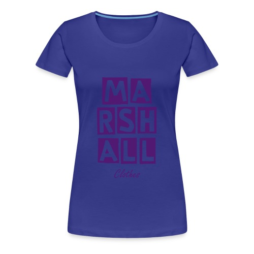 MARSHALL clothes original  - T-shirt Premium Femme