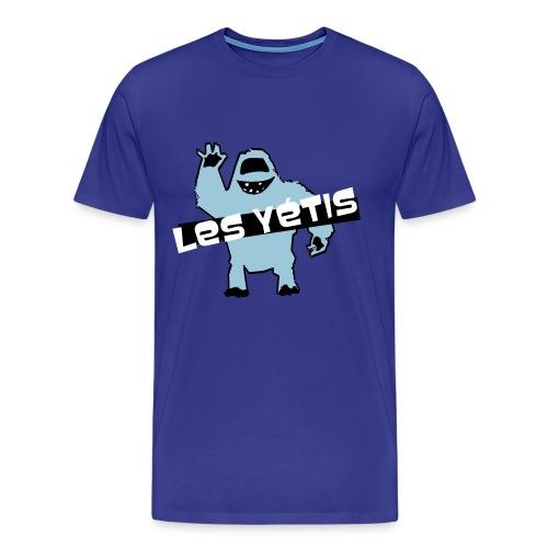 Les Yétis - T-shirt Premium Homme