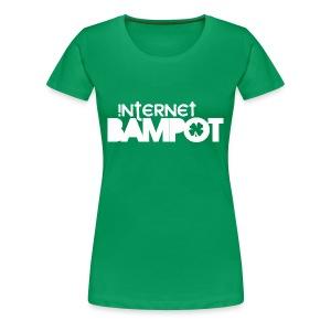 Internet Bampot - Women's Premium T-Shirt