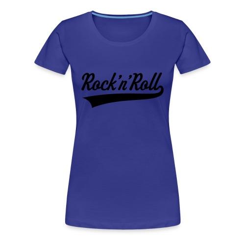 Rock N Roll shirt - Women's Premium T-Shirt
