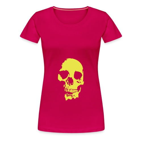 Skull Dam - Premium-T-shirt dam