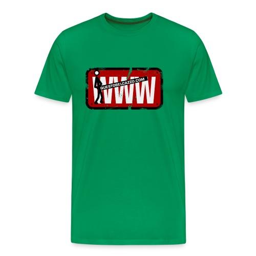 questobel - Maglietta Premium da uomo