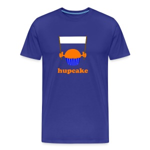Hupcake (heren) - Mannen Premium T-shirt