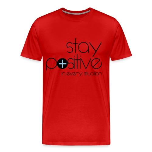 POSITIVE - Men's Premium T-Shirt