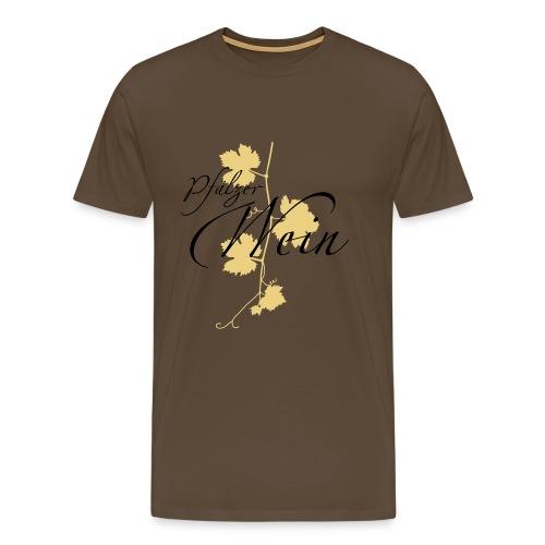 weinrebe - Männer Premium T-Shirt