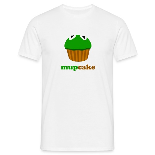 Mupcake (heren) - Mannen T-shirt