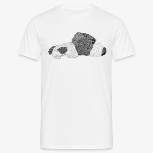 Doggie_03 - Männer T-Shirt