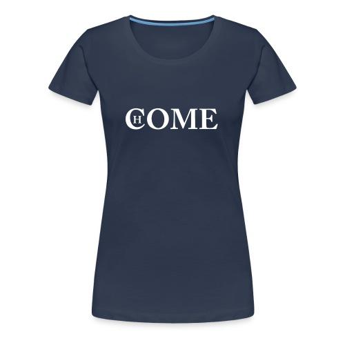 Logoshirt ComeHome - Frauen Premium T-Shirt